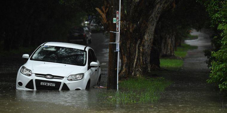 Дощ на сході Австралії загасив ліс, який горів 74 дні