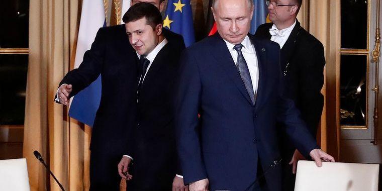 Відступили: в Росії раптово заговорили про зрив «нормандської зустрічі» в квітні