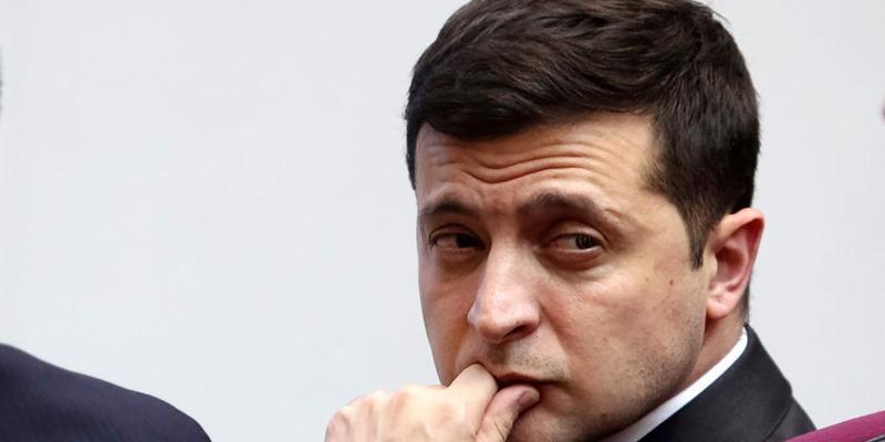 Зеленський хоче очистити партію «Слуга народу»
