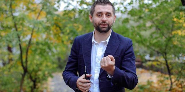 В обмін на Донбас: Арахамія згоден пустити воду в окупований Крим