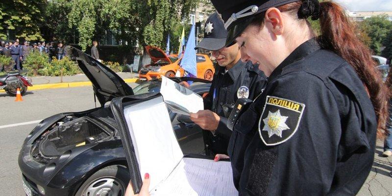 Чому поліція не штрафує «євробляхерів»