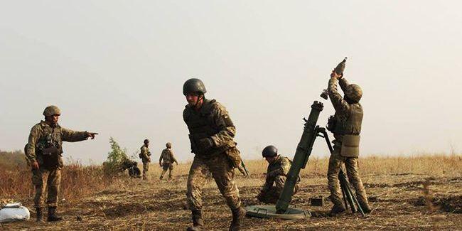 Окупанти на Донбасі тричі за добу порушили режим тиші