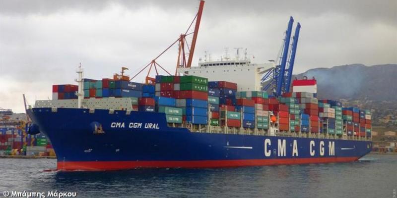 Контейнеровоз із Китаю прямує до Одеси: команда судна мала високу температуру