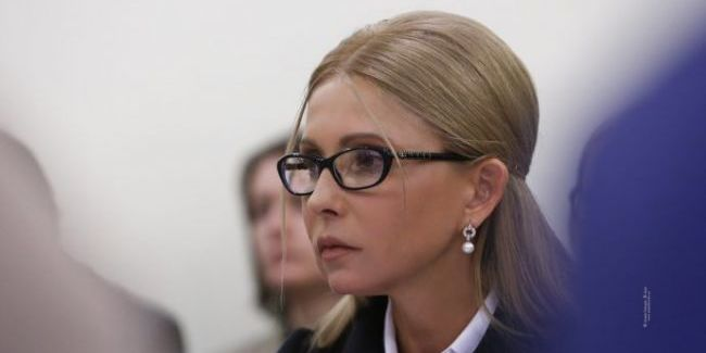 Юлія Тимошенко: «В країну сьогодні їдуть аферисти з усього світу»
