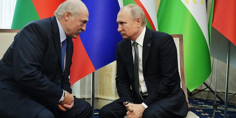 Росія дає Білорусі натяки на приєднання до єдиної держави