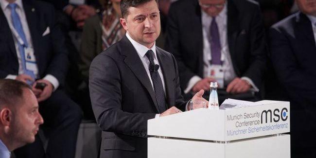 Зеленський виступив на Мюнхенській конференції з безпеки: головні заяви