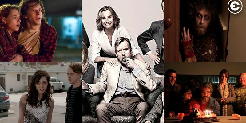 П'ять комедій для перегляду на вихідні