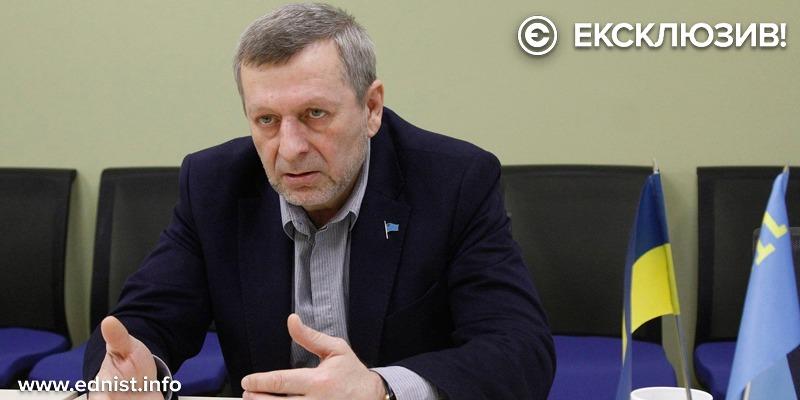 Ахтем Чийгоз: «Крим на даний час - це воєнізована колонія суворого режиму»