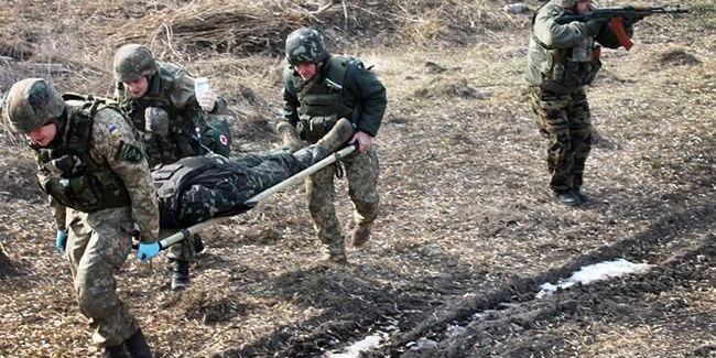 Бій в зоні ООС припинено. Російські найманці запросили режим тиші, щоб забрати своїх поранених та вбитих