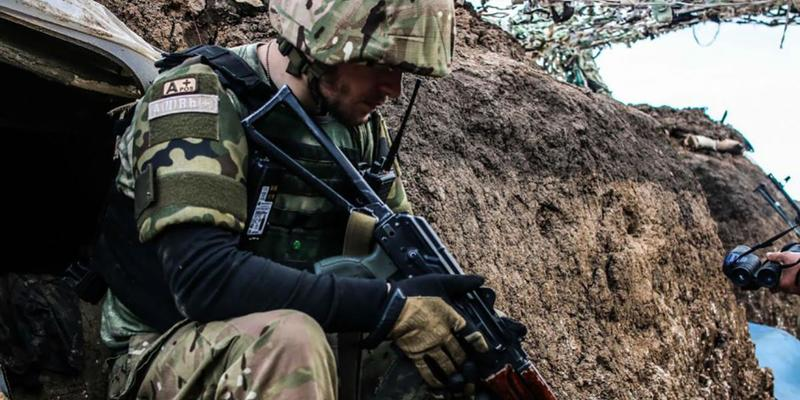 Брифінг РНБО щодо бою в Золотому: онлайн-трансляція та основні тези