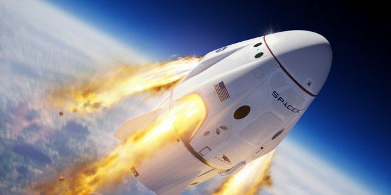 Місія триватиме до п'яти днів: у SPACEX розказали, коли і як відправлять у космос туристів