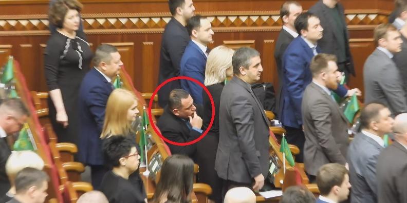 Максим Бужанський відмовився вшанувати пам'ять героїв Небесної Сотні