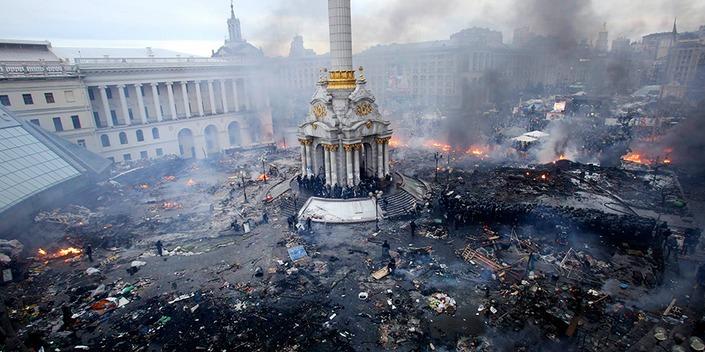 Річниця перемоги Революції Гідності: як п'ять днів назавжди змінили Україну