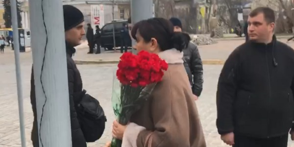Охорона Зеленського не пускала рідних Небесної Сотні до меморіалу: з'явилося відео