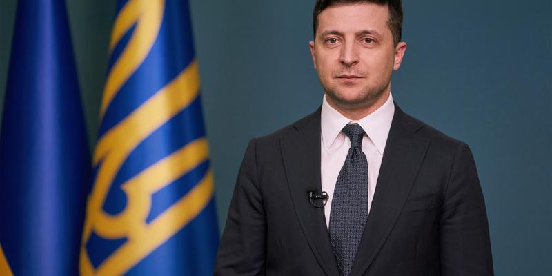 Президент Зеленський звернувся до українців щодо подій в Нових Санжарах