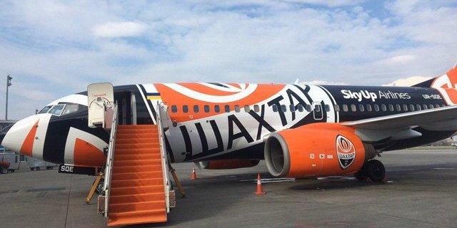 «Шахтар» пропонує надати свій літак для евакуації решти українців з Уханя
