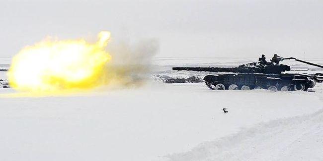 Бойовики на Донбасі знову намагалися прорвати лінію розмежування