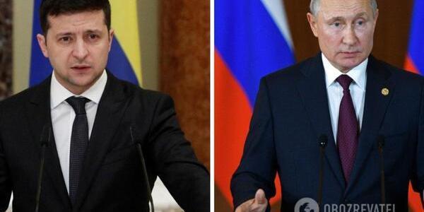 Зеленський зреагував на заяву, що Росія та Україна повинні об'єднатися