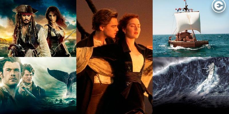 Найкращі фільми про море для перегляду на вихідні
