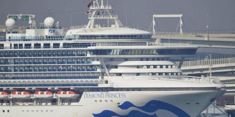 Українці вирішили залишитися на борту лайнера Diamond Princess — МЗС