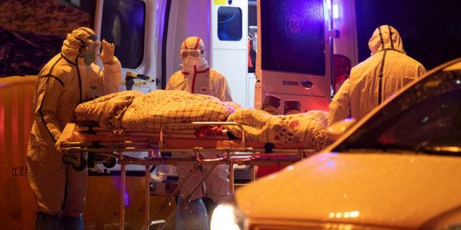 В Австрії та Хорватії зафіксували перші випадки зараження коронавірусом