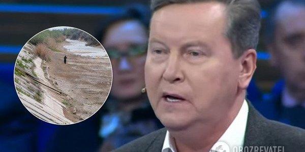 У Росії депутат Олег Нілов заявив, що Україна повинна відкрити Північно-Кримський канал