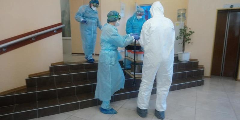 Коронавірус у 48 осіб, які перебувають у Нових Санжарах, не виявили, - медики