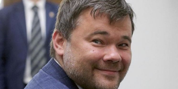 Андрій Богдан похизувався тим, що перерахував зарплату на благодійність, й наголосив, що не брав хабарі на посаді голови ОП
