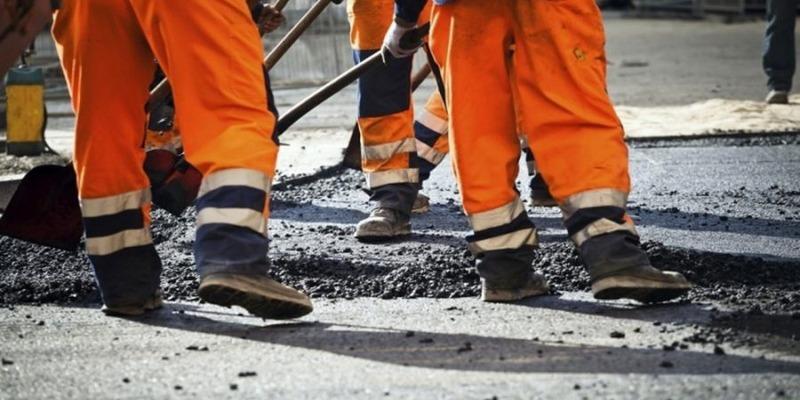 В Україні почали ремонтувати дороги вже в 17 областях (карта)
