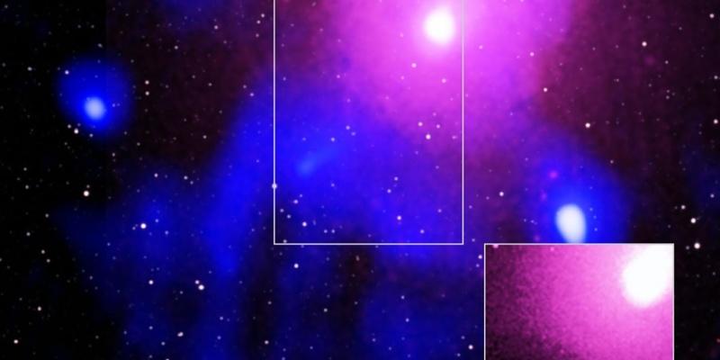 Науковці виявили у космосі колосальний вибух