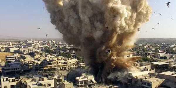 Туреччина розбомбила військовий аеродром Асада