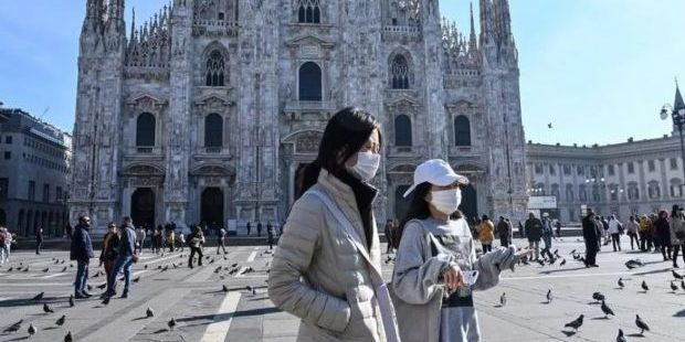Кількість інфікованих коронавірусом в Італії зросла до майже 1700, у світі — до 89 тисяч