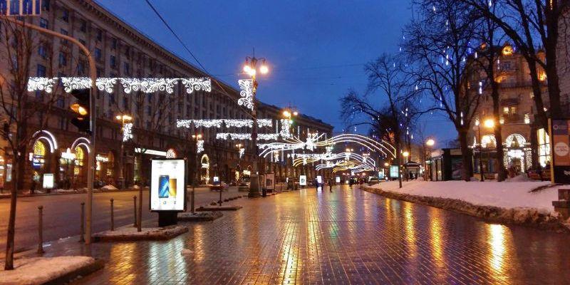 Цьогоріч лютий у Києві видався не «лютим», метеорологічної зими не було – обсерваторія