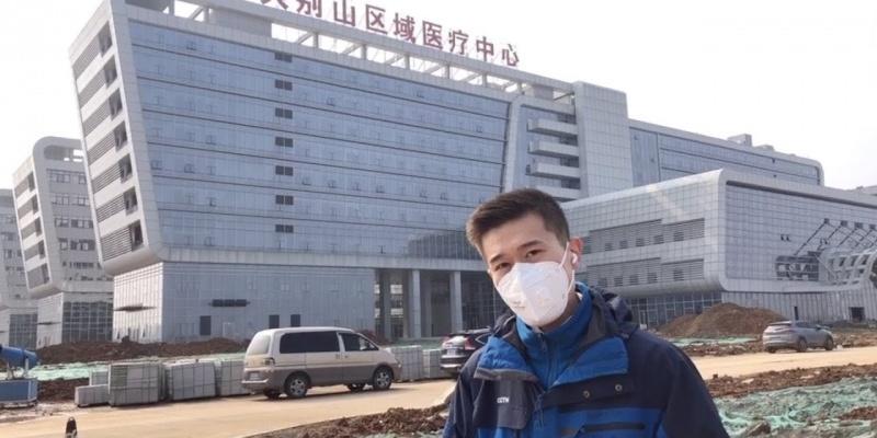 У Китаї закрили спеціалізований шпиталь для хворих на коронавірус