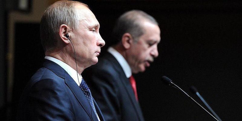 Загострення в Сирії: зустріч Путіна та Ердогана відбудеться 5 березня