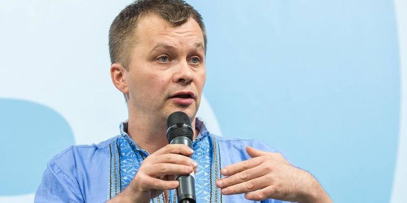 Милованов пояснив, чому відмовився від роботи зі Шмигалем