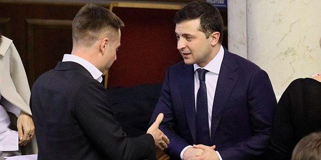 Зеленський погрожував нардепу в Раді: ніколи зі мною не переходьте на особистості