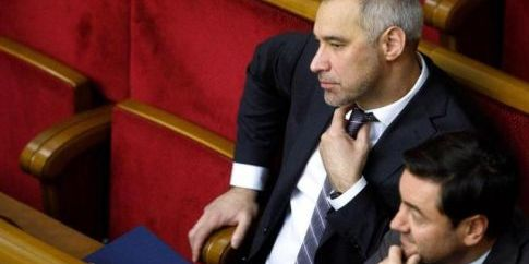 Верховна Рада відправила Руслана Рябошапку у відставку