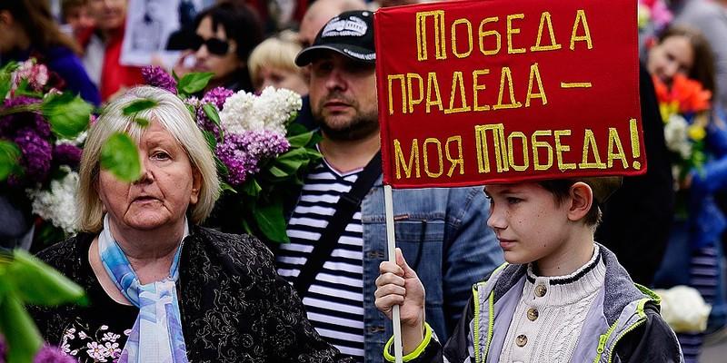 Замість гречки: Труханов заснував медаль на честь 75-річчя перемоги над нацизмом