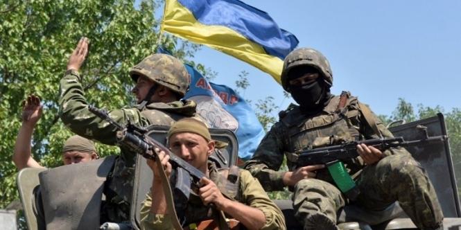 На Донбасі підірвали БМП з військовими ЗСУ: один загиблий і троє поранені