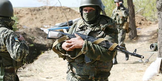 Бойовики з мінометів 82-го калібру обстріляли Зайцеве