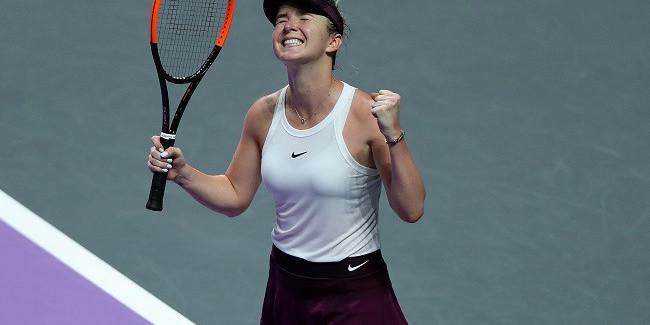 Світоліна вперше у цьому сезоні здобула титул на тенісному турнірі в Мексиці