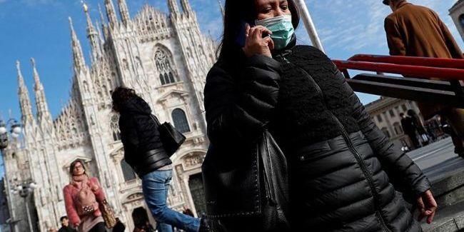 У Китаї коронавірусом за добу заразилися 19 людей, в Італії — майже 1800