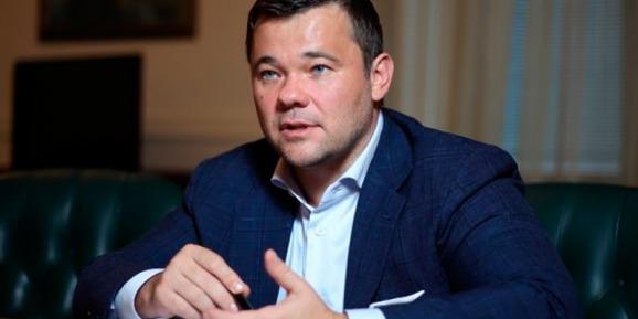 Люди Богдана захопили агрофірму і перерахували гроші «Слузі народу»