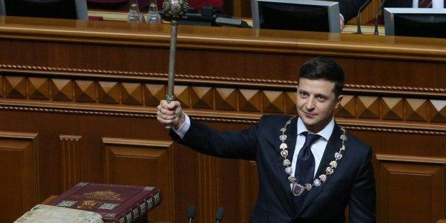 Зеленський пригрозив ударом у відповідь на Донбасі