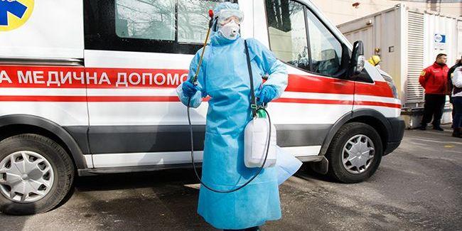 В Україні введено карантин на три тижні