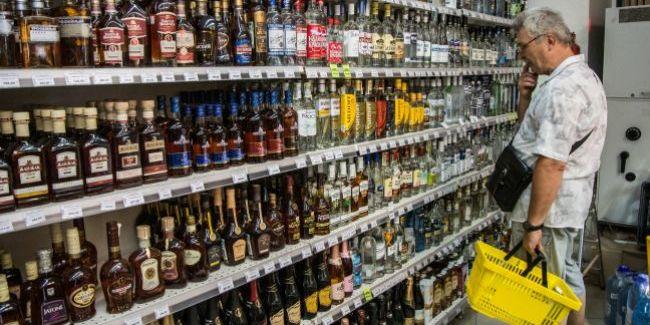 Скільки витрачають на алкоголь українці (інфографіка)
