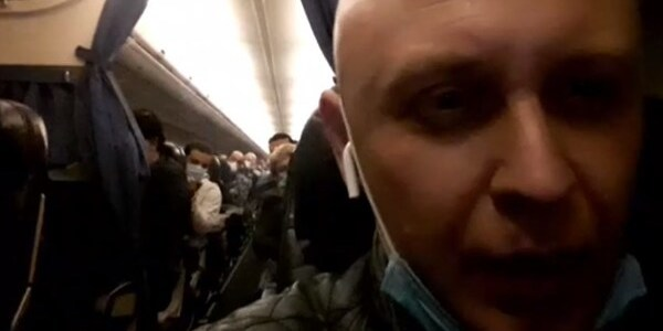До Києва з Мілана прибув літак із хворими іноземцями – очевидець