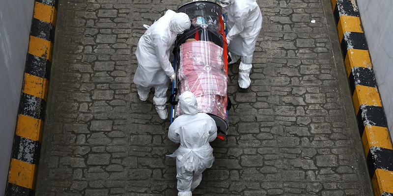 Перша смерть від коронавірусу в Україні