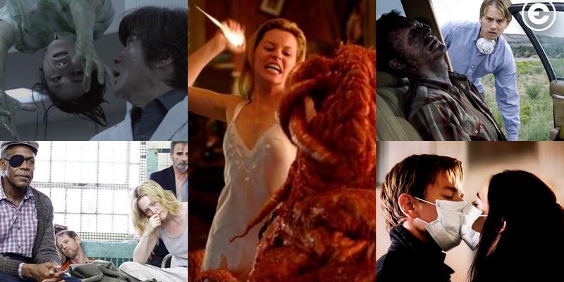 ТОП-10 фільмів про віруси для перегляду на вихідні